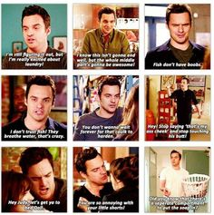 Nick Quotes - New Girl