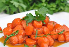 Fresh carrots glazed with a warm butter, brown sugar and orange zest make the perfect side dish for Thanksgiving, Christmas, Easter or any special dinner. This easy, quick recipe will be a hit at any meal.