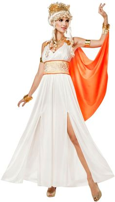 athena costume | Goddess Athena Costume - Greek or Roman Costumes