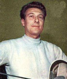 Giuseppe Delfino, spada Roma 1960