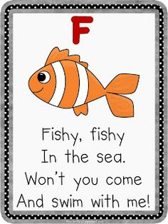 ABC Poetry Unit from Fun in First