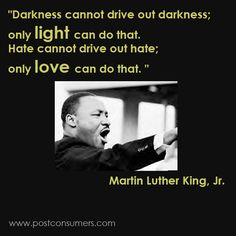 MLK Quote on Darknes