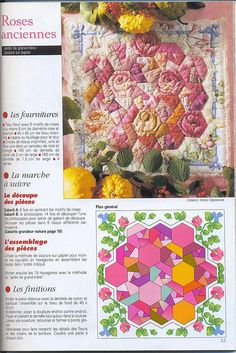 Magic Patch - Le Patchwork Fleur - 24