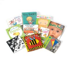 Love these Board Books For Baby
