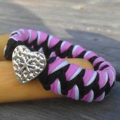 How to Make a 6-Strand [Double Helix] Flat Braid Bracelet