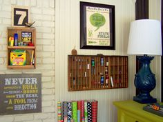 older and wisor: How To Create A {Budget} Craft Room