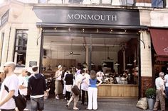 Monmouth Coffee #london #coffee