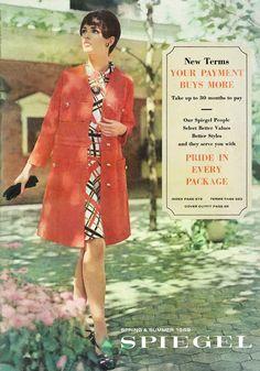 1969 Spiegel Catalog Cover