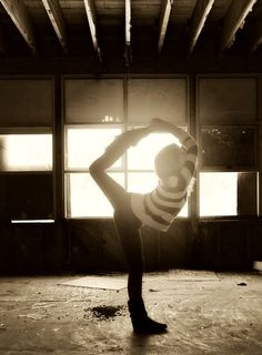 Scorpion Dance and Gymnastics in an abandoned buildingPhoto by Kathryn Smith -- National Geographic Your Shot