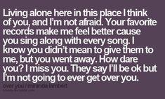 Miranda Lambert- Over You