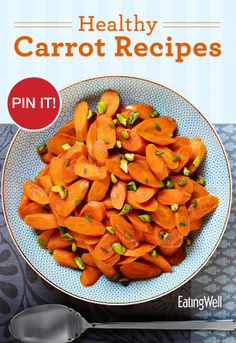 The best 8 carrot recipes in 1 FREE cookbook!
