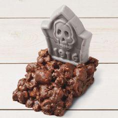 Halloween Tombstone Candy Treats