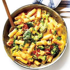 Bacon and Broccoli Mac and Cheese Recipe