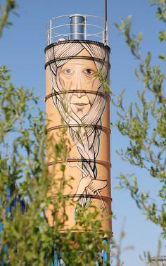 New Street Art from Nomerz