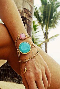 Surfer style bracelets