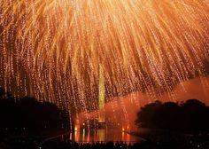 Fireworks in Washington D.C. #Mashpics