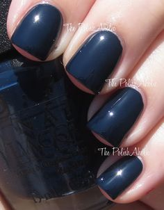 OPI Fall 2013 San Francisco Collection Swatches