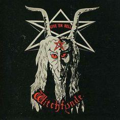 Witchfynd - Give 'Em Hell  #Albumart
