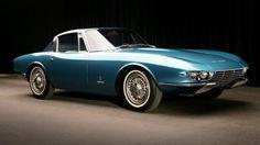 """1963 CHEVROLET CORVETTE COUPE """"RONDINE"""" CONCEPT CAR"""