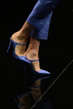 Scarpe con tacco Alberta Ferretti