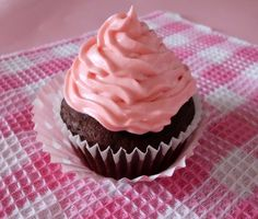 1 bowl, chocolate-cupcake-for-one recipe from Pink Recipe Box