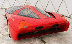 1989 Colani Ferrari Lotec Testa d'Oro