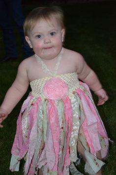 OMG a rag tutu dress?!