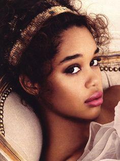 African American Model