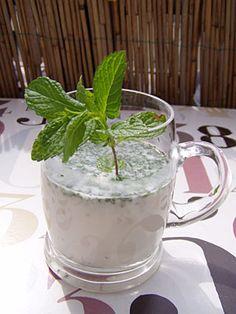 Dugh - Trinkjoghurt mit Minze