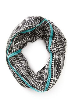 Explored Infinity Scarf | FOREVER21 #Accessories
