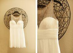 Unique Beaded Transparent Aline Round Neckline by SpcialDresses, $189.99