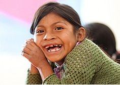 Before surgery, Daisy was laughed at and teased at school. It wasn't until Daisy was six years old, that her parents learned her cleft lip and cleft palate could be repaired.