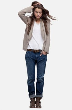 Citizens of Humanity Jeans, Zadig & Voltaire Cardigan | Nordstrom