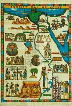 Paula benitez on pinterest for Mural egipcio