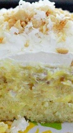 hawaiian poke cake poke cakes pineapple coconut poke cake