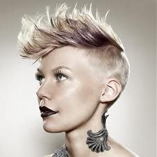 What I want my mohawk to look like