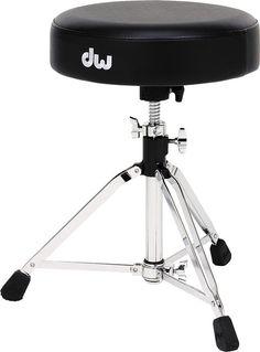 $189.99 / DW9100 Standard Round Seat Drum Throne (find used)