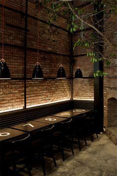 Tartinery Nolita - New York | Lightyears | Archinect