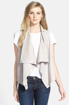 Great women's vests for layering.