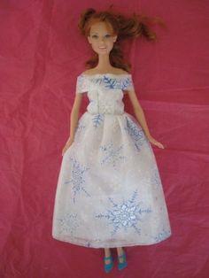 Princess Dress for Barbie