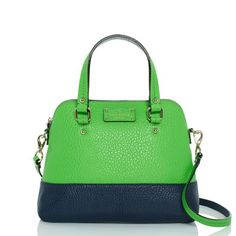 kate spade | love these colours together!
