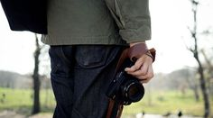 A7 Hand crafted leather camera straps, made with care in Brooklyn   Smallknot