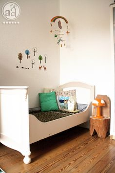 Dormitorios infantiles on pinterest kid rooms kid - Dormitorios infantiles vintage ...