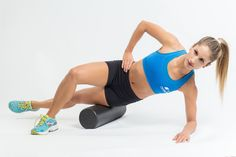 4 Key Foam Rolling Moves for Runners