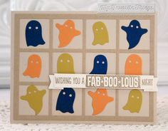 Spooky Sentiments, Dimensional Banners Die-namics, Spooky Scene Die-namics, Square Grid Cover-Up Die-namics - Sharon Harnist #mftstamps