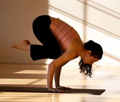Wanna do a handstand? 7 moves to get you there. I can do pushups, but backbend pushups... can I skip that part?