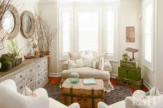 galleri, bedroom