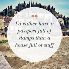 Yes! #travelquotes