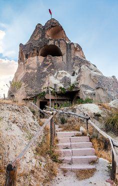 Cave Home @ Turkey