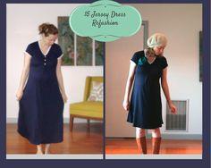 dress diy, dress refashion, diy fashion, recycled fashion, restyle dresses